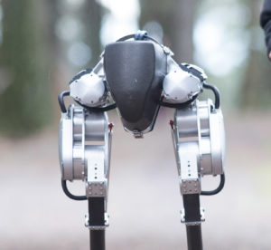 Cassie the robot, created by Dr. Mikhail Jones at Oregon State University