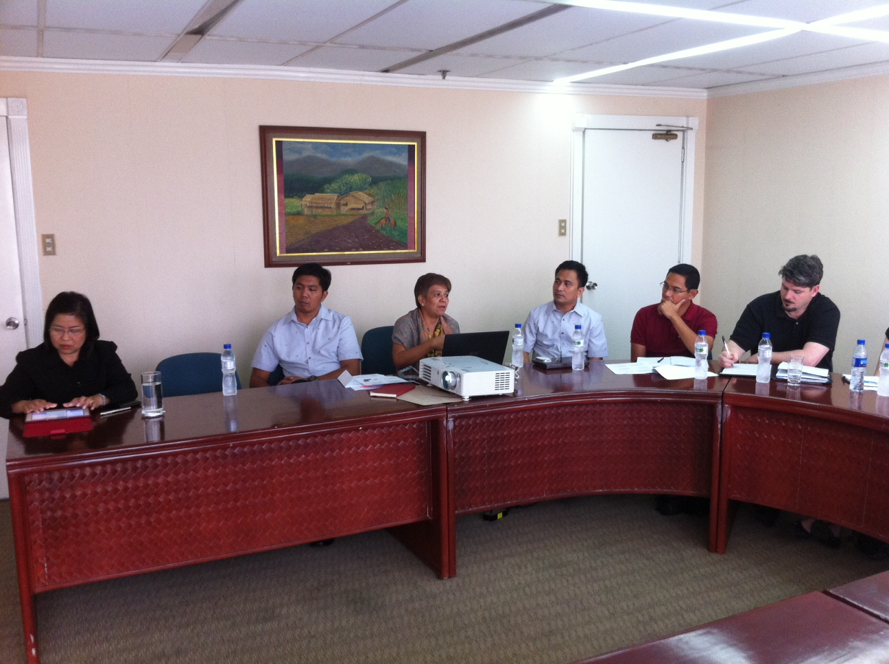 Meeting with the National Livelihood Development Council