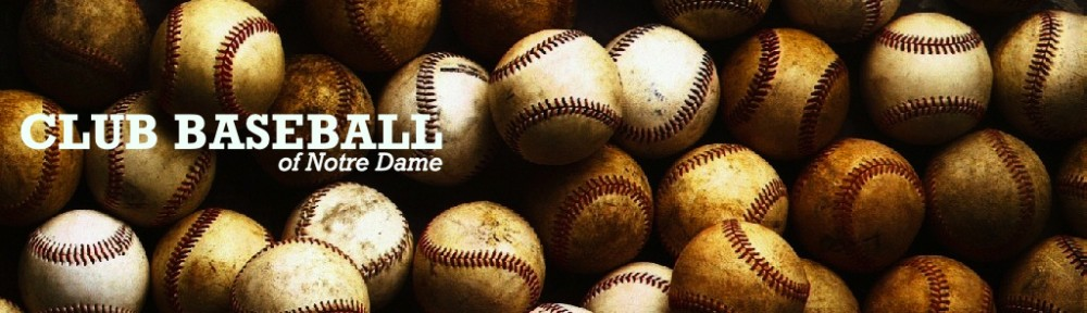University of Notre Dame Club Baseball