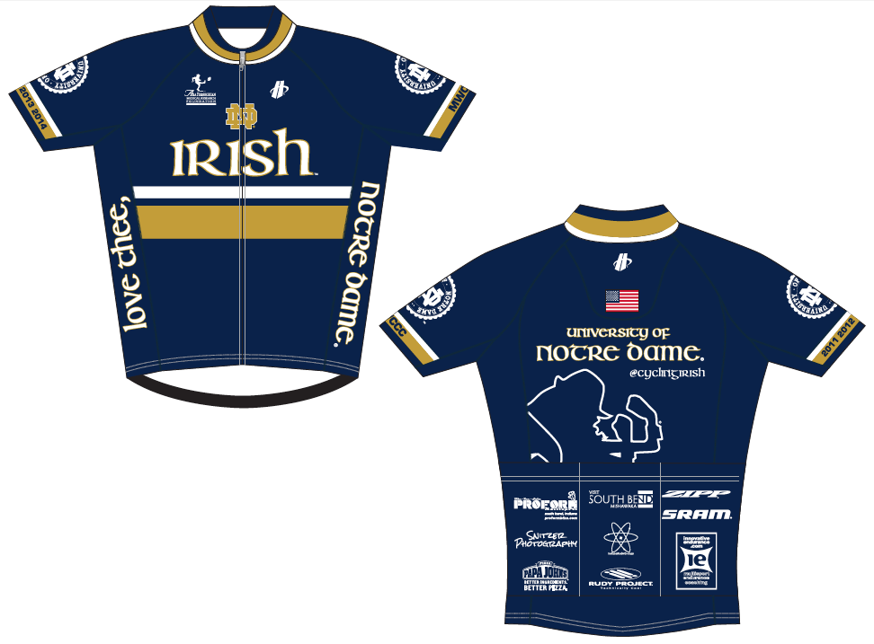 834c1ac41 2015 Kit Order – University of Notre Dame Cycling