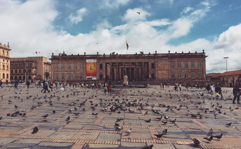 Colombia at a Crossroads: The State of the Republic