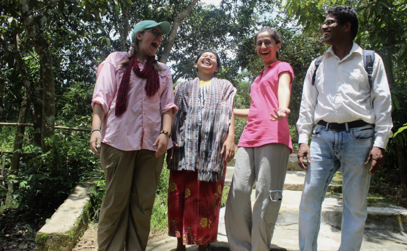 Bangladesh Field Sites: Communication without Words