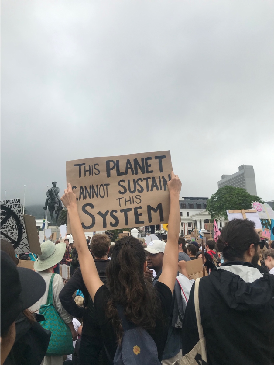 Protesting Climate Change