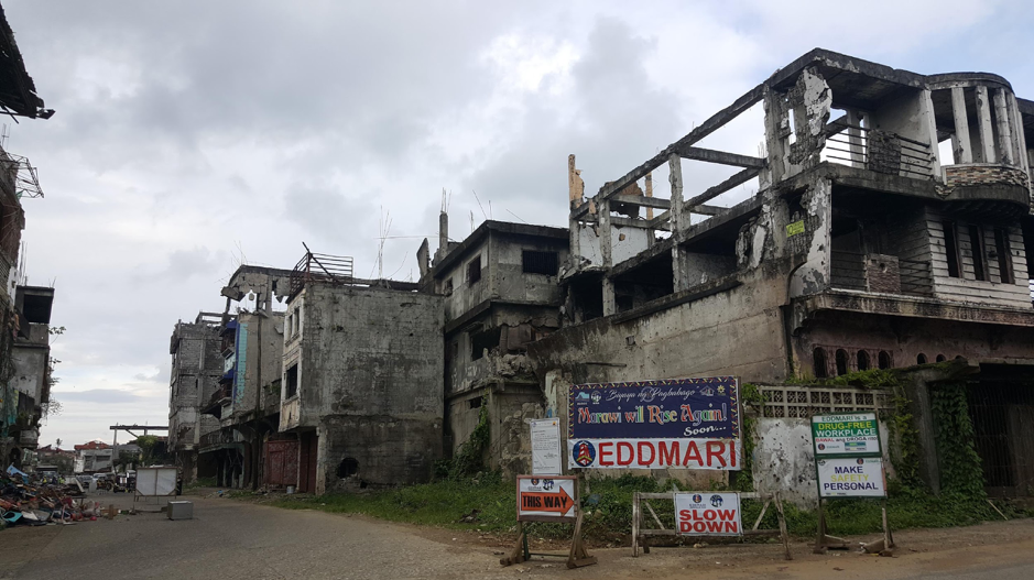 Rebuilding Marawi City: Linkages of Peacebuilding, Environment, and Development
