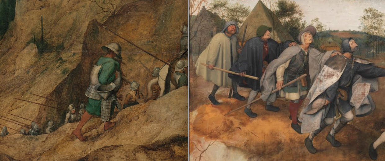 Bruegel Paintings