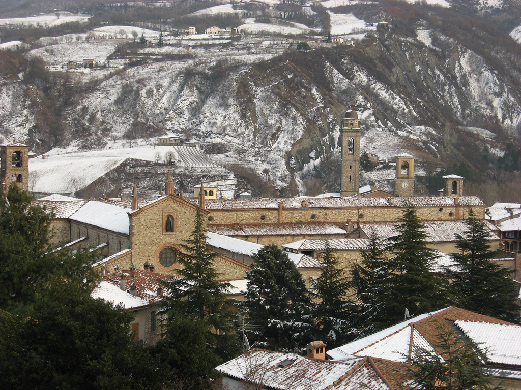 The Monastery of Bobbio