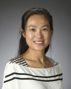 Aug. 19, 2015;  Xiaoning Wang - Patent Law. (Photo by Barbara Johnston/University of Notre Dame)