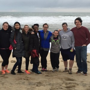 The Notre Dame Patent Law family at Half Moon Bay