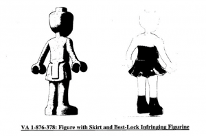 "Figure 2:  Image of ""Lego Friends"" Comparison (Courtesy of Cato)."