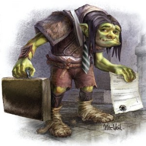Just your friendly neighborhood patent troll.  Beautiful image courtesy of WIPO illustrator, Bob MacNeil