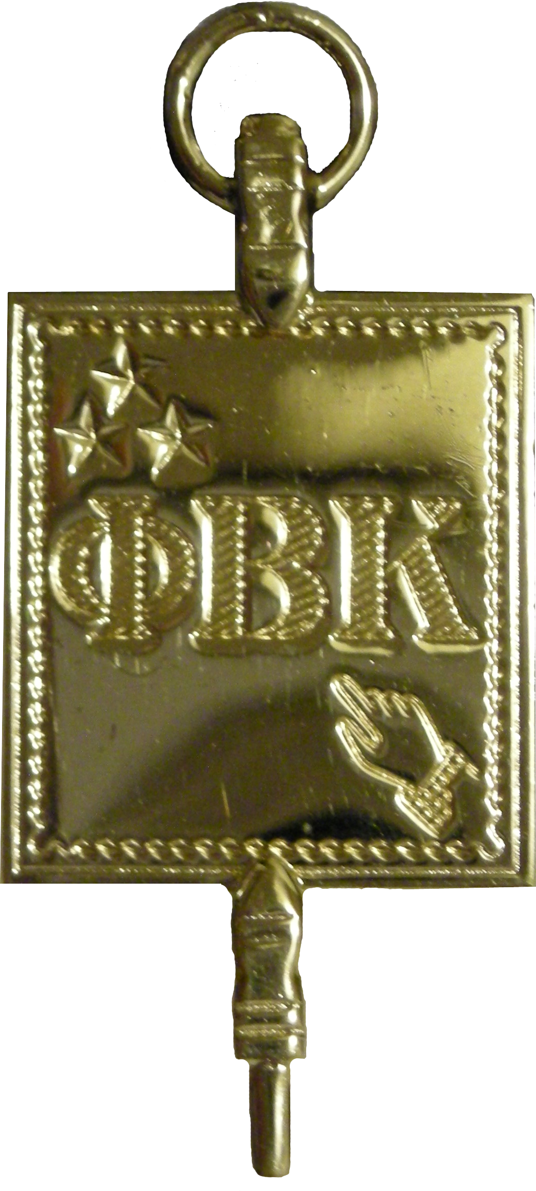 Image of the PBK key