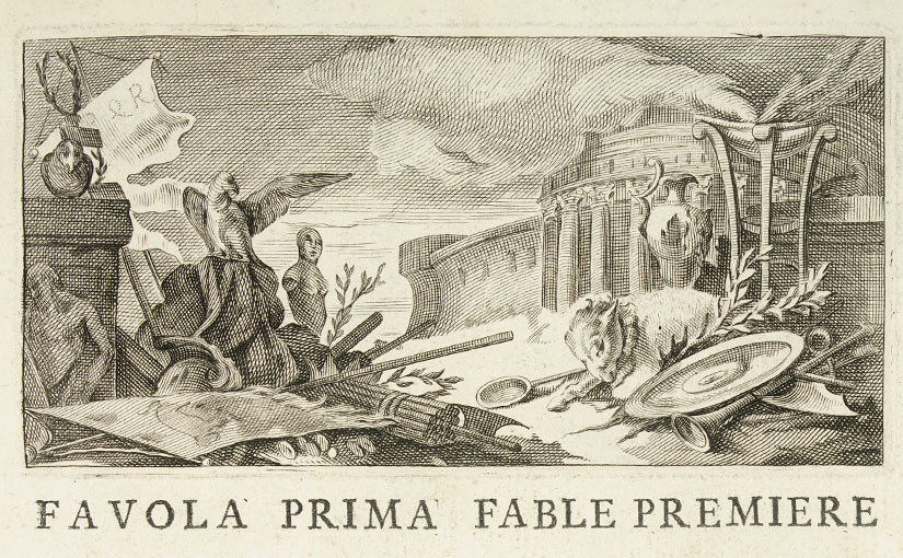 Recent Acquisition: A Collection of Eighteenth-Century Illustrated Fables