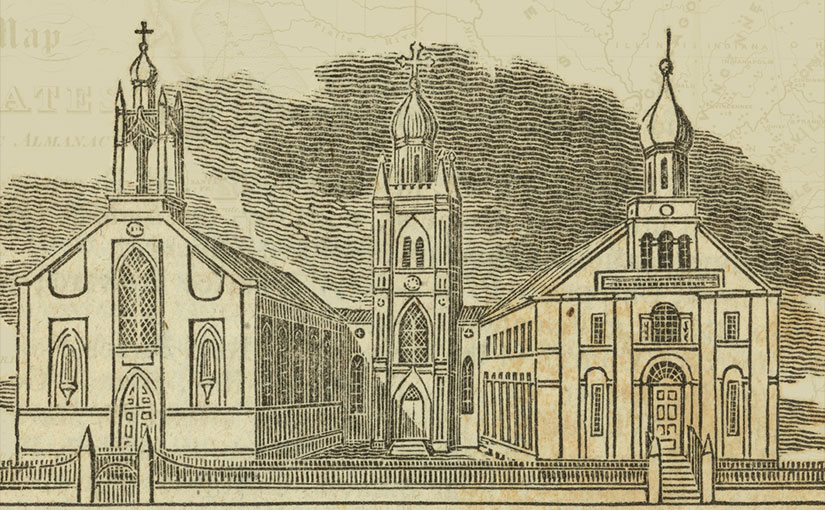 """'Preserving the Steadfastness of Your Faith': Catholics in the Early American Republic"" digital exhibit"