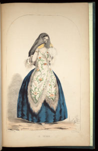 image of three of woman from Bonnaffé album