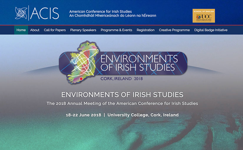 Librarians at the American Conference for Irish Studies