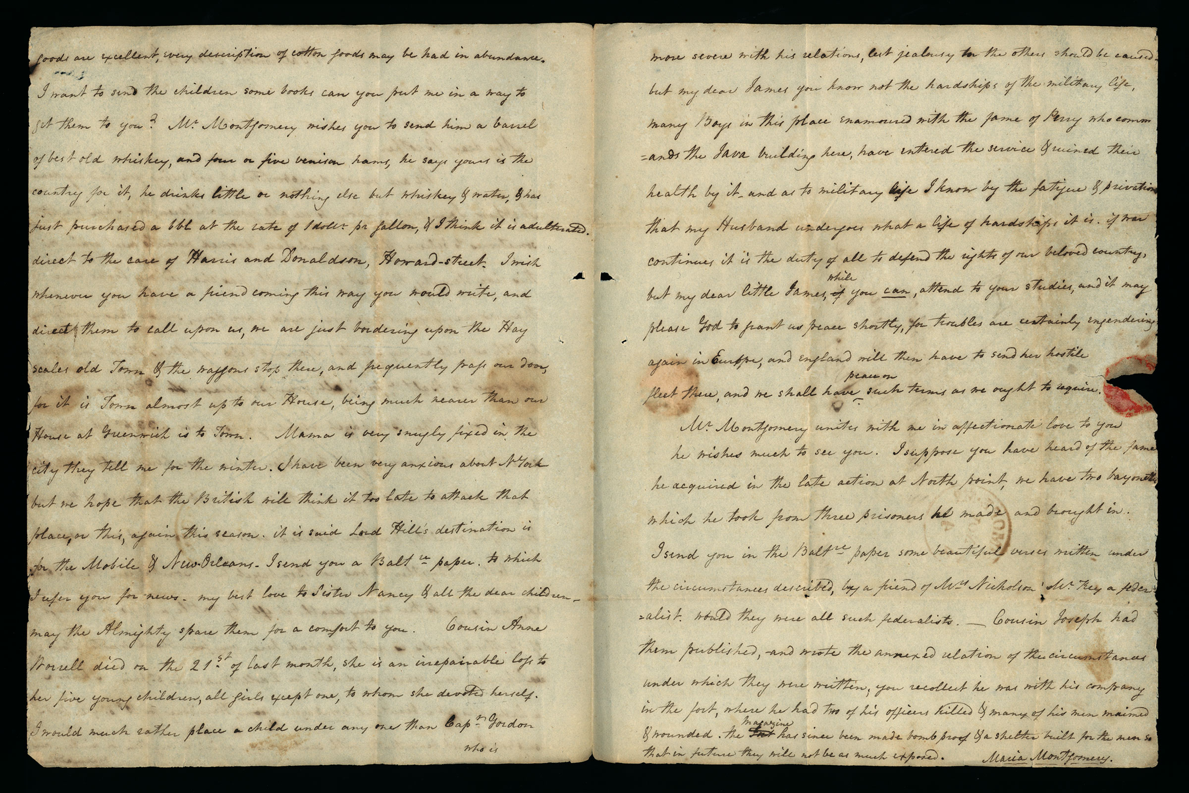 Francis Scott Key's Poem Before It Became the Star Spangled