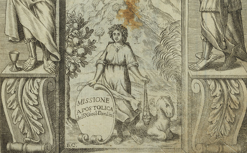 Recent Acquisition: Dandini's Missione apostolica