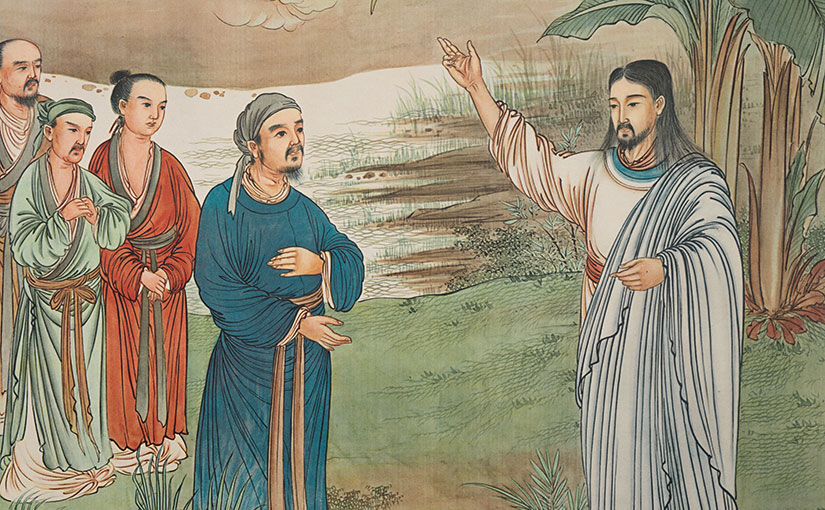 Distinctive Xinxiang Series of Biblical Illustrations