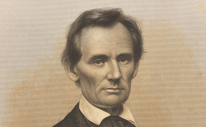 """He never dodged a vote"": Lincoln and the 1860 Campaign"