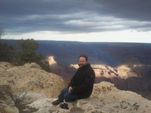 2.'Do it, England,  For like the hectic in my blood he rages, And thou must cure me' (Claudius - Grand Canyon, Arizona)