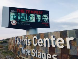 """""""The Tempest"""" Spring 2020 Tour: Entry #6 shakespeare news The Shakespeare Standard theshakespearestandard.com shakespeare plays list play shakespeare"""