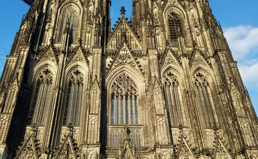 Cologne Part 1: My Home in Germany