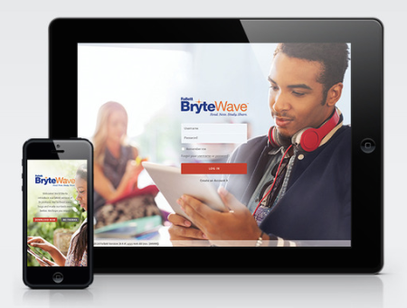 BryteWave screens