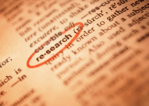 research-in-dictionary