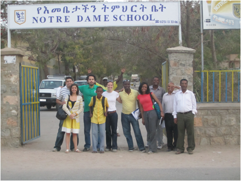 Ethiopia // Business on the Frontlines 2012 // Blog Network