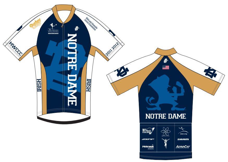 2013 Kit – University of Notre Dame Cycling f09729c51