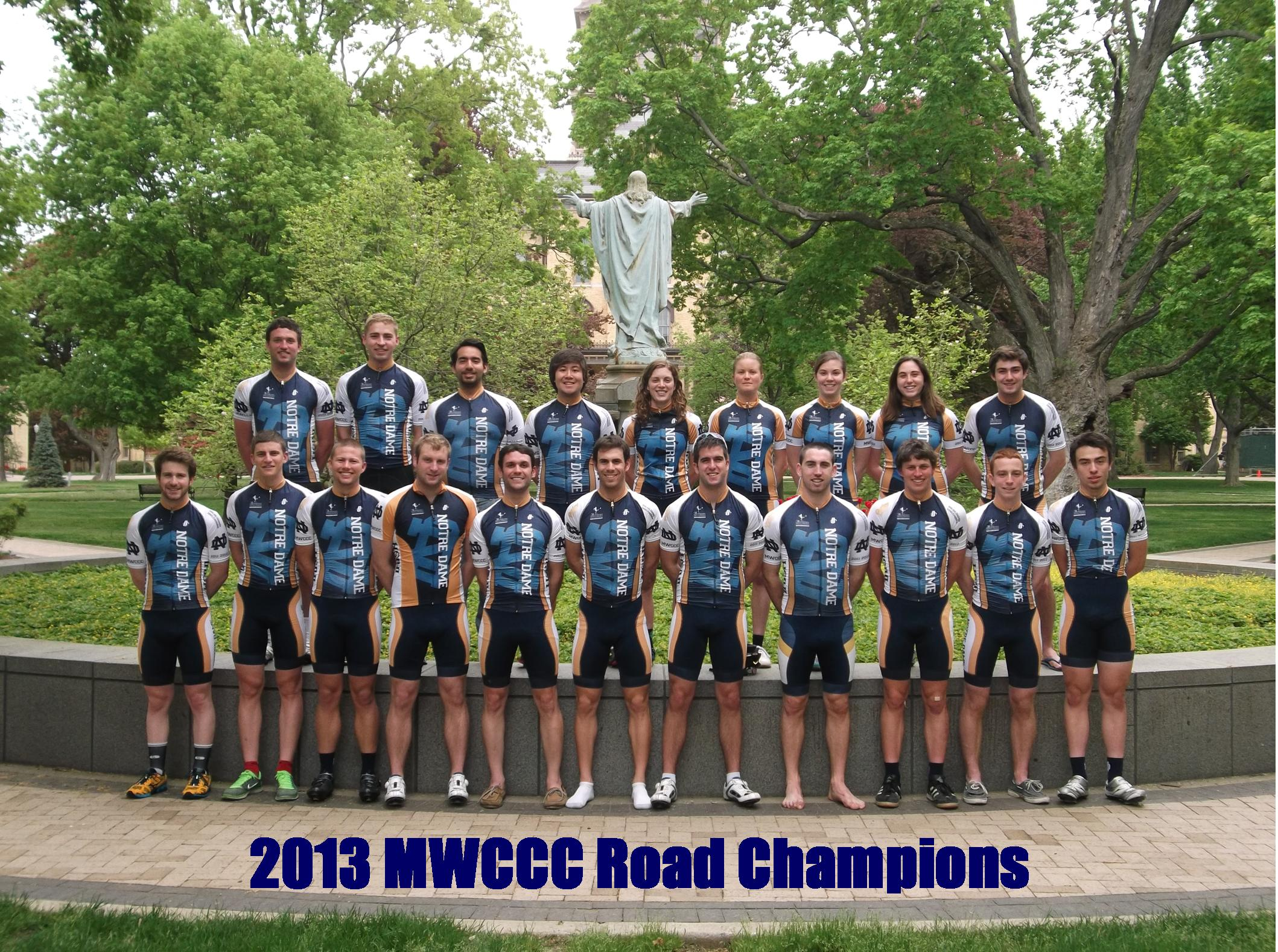 ND  Cycling 2013