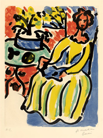 Gratuitous eye candy by Matisse