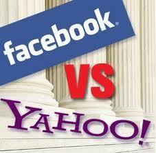 Facebook v. Yahoo image