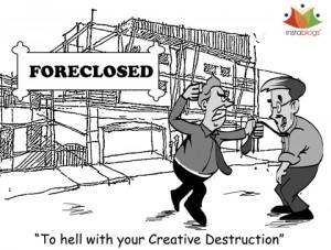 Creative destruction 3