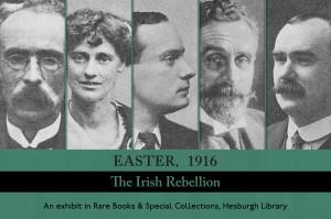 1916 exhibit poster