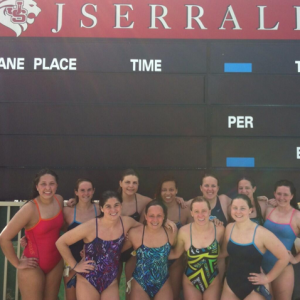 Thank you JSerra for letting us practice at your great facility!
