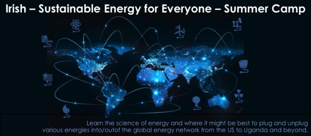 Irish Summer Energy for Everyone