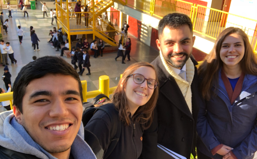 """Somos Red"": A Recap of Nine Weeks of Education Research in Chile"