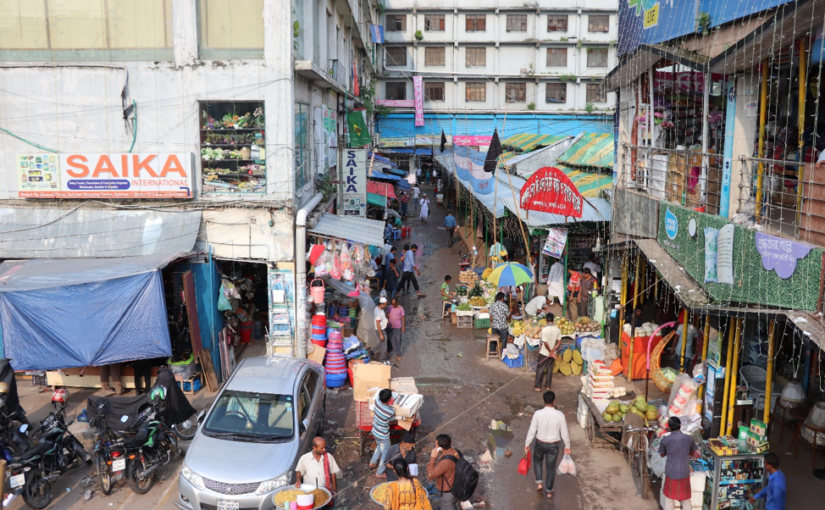 Bangladesh: A New Learning Experience