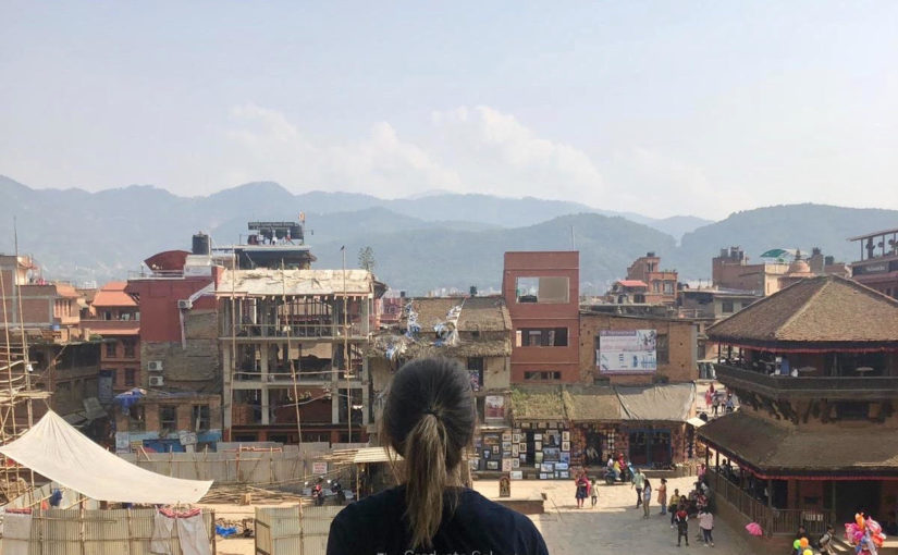 My learning journey in Nepal and India: housing, hospitality, and community building