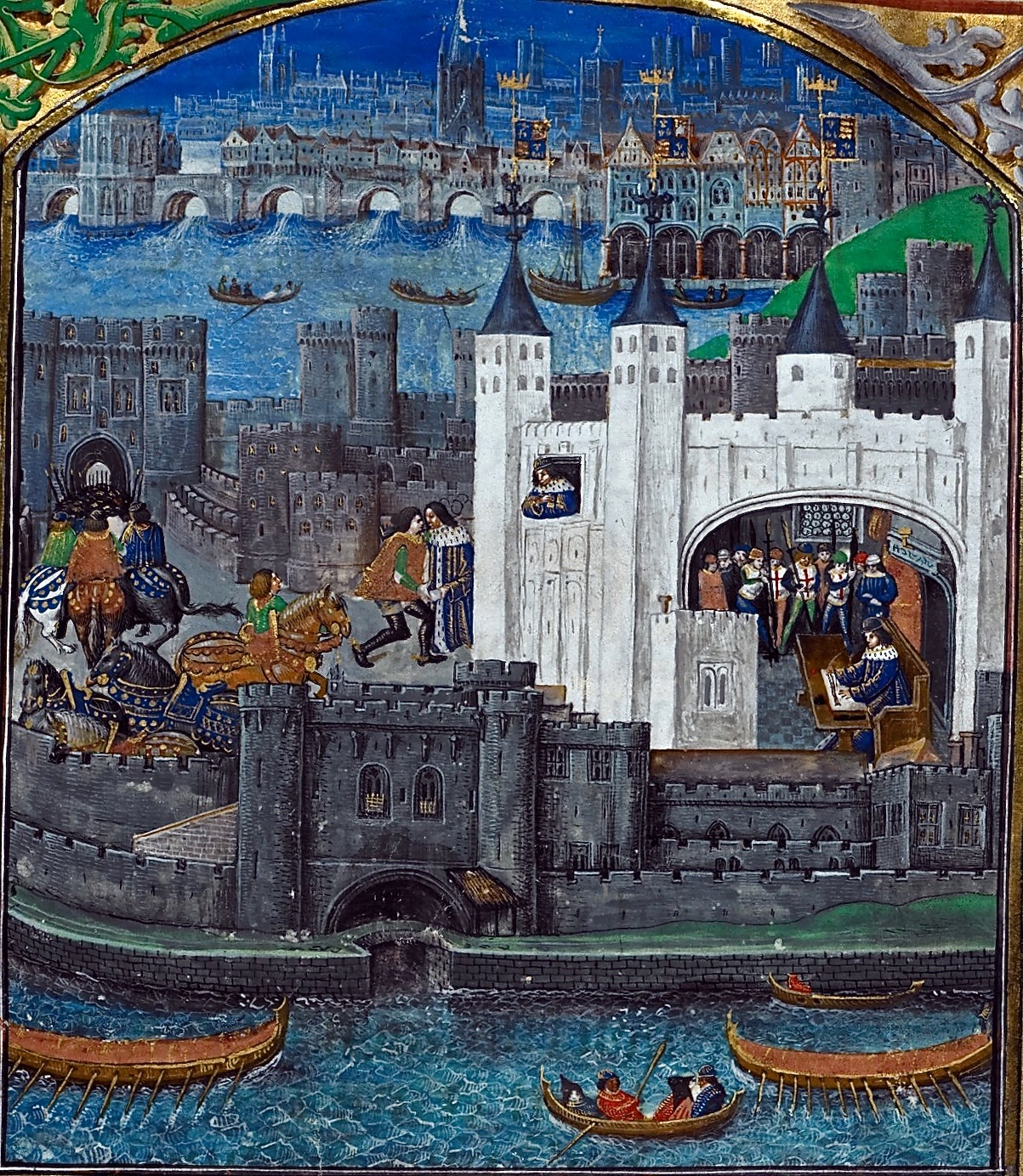 an analysis of the tower of london This 3-hour tour of the tower of london, led by a local historian with skip-the-line tickets, explores the legacy of this landmark from outpost to icon.