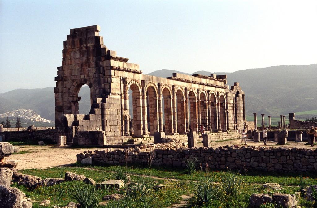 Castonguay_Volubilis-basilica_small