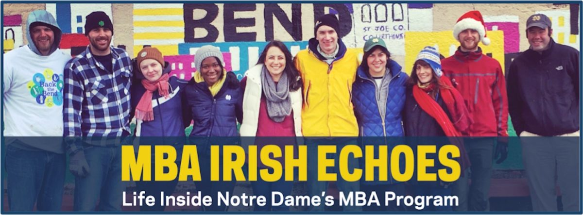 MBA IRISH ECHOES