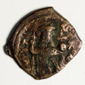 Constans II coin