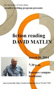 David Matlin2 Poster JPEG
