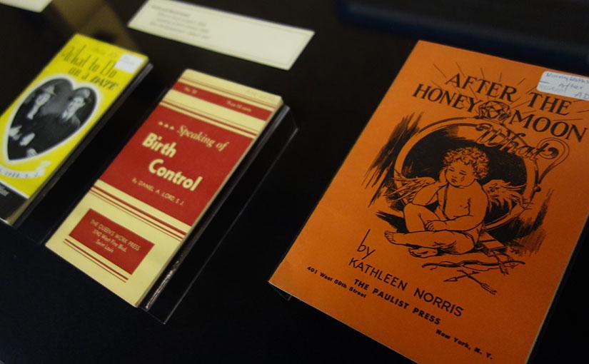 Spotlight Exhibit: The Catholic Pamphlet Collection