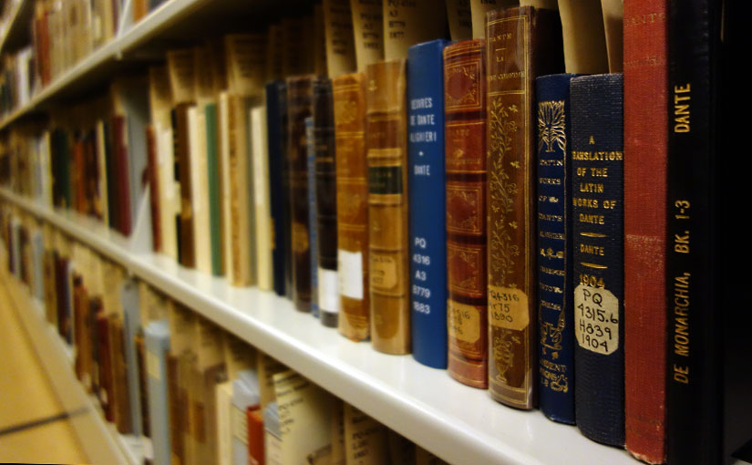 What Do You Have in Special Collections? We have Rare Books…