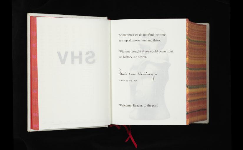 Recent Acquisition:  Icon of Dutch Design – SHV Think Book