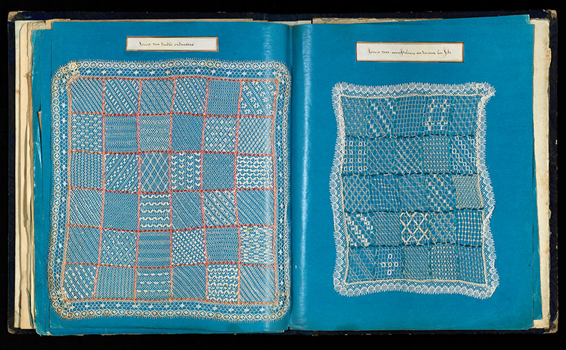 Recent Acquisition: An Album of Needlework Samples