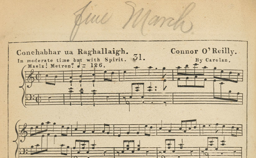 'The Citizen' and Henry Hudson's Collection of Irish Music